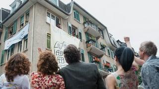«Gentrifizierung betrifft die ganze Schweiz»
