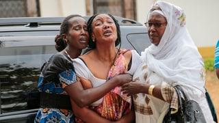 Gewalt in Burundi weitet sich aus