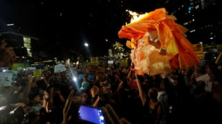 USA: Tausende protestieren gegen Wahlsieg von Trump