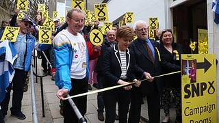 Kommt mit einem Brexit auch die Unabhängigkeit Schottlands?