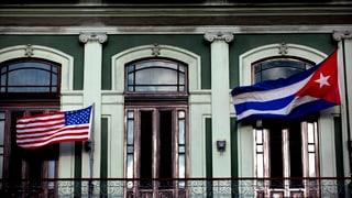 USA und Kuba nehmen diplomatische Beziehungen auf