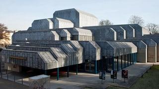 Kongresshaus-Pläne für das Theater Winterthur