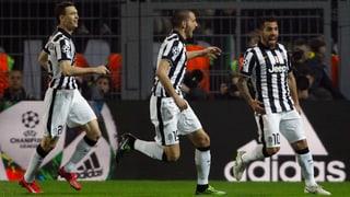 So lief das CL-Achtelfinal-Rückspiel Dortmund - Juventus