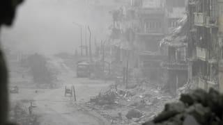 Alle gegen alle in Syrien