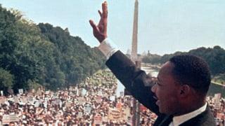 Das war 1963: Seegfrörni, Martin Luther King und Kennedy