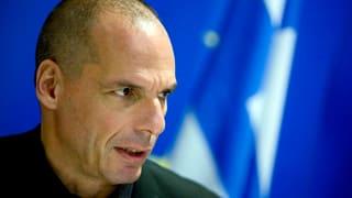 Griechischer Finanzminister kritisiert Schweiz