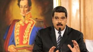 Nicolas Maduro duai avair violà ses duairs