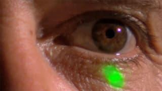 Laserattacke stoppt Intercity