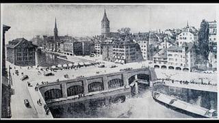 Als Zürich vom Meeranstoss träumte