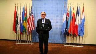 Internationale Gemeinschaft bleibt in Syrien tatenlos