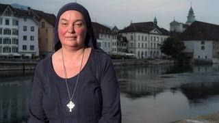 Schwester Benedikta soll in der Verenaschlucht entlastet werden