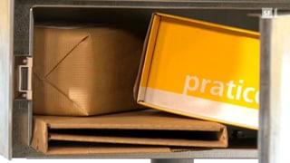 Päckli-Klau aus dem Briefkasten: Wer zahlt?
