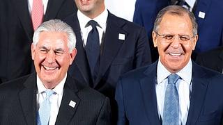 Erstes Rencontre zwischen Moskau und Washington
