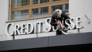 EU geht gegen Credit Suisse vor