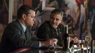 Clooney enttäuscht in Berlin mit Kunst, Kitsch und Kalauern
