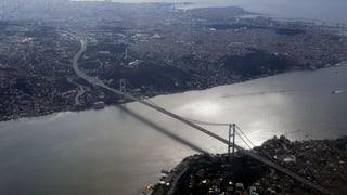 Istanbuls Bosporus-Brücke heisst künftig «Märtyrer-Brücke»