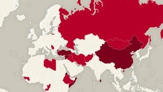Die Schweiz kennt unterschiedliche Schutzquoten für Flüchtlinge