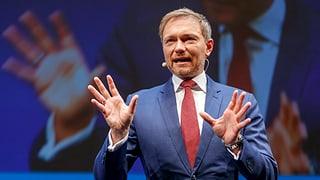 FDP-Parteichef Christian Lindner will in die Opposition aus «staatspolitischer Verantwortung».