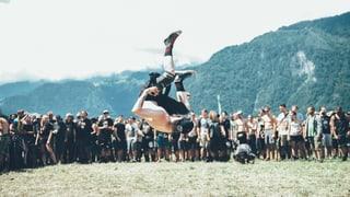 Wenn Metalheads zu Alphorngebläse tanzen (Artikel enthält Bildergalerie)