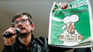 «Charlie Hebdo»-Zeichner verarbeitet sein Trauma in einem Comic