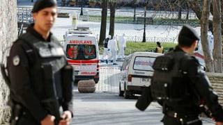 Explosion im türkischen Badeort Antalya