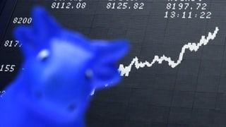 Börsen klettern auf Höchststände