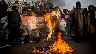 USA gefährden Friedensgespräche in Pakistan