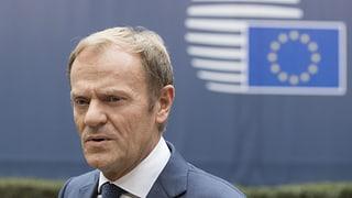 Polen verweigert Tusk Zustimmung