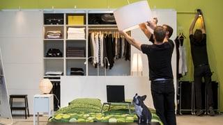 Spreitenbach: Möbelhändler Ikea Schweiz mit mehr Umsatz