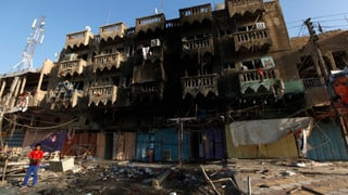 Al-Kaida terrorisiert den Irak