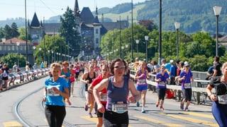 14'500 Teilnehmerinnen und eine Schweizer Siegerin
