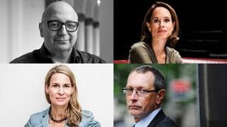 Video «Der «Philosophische Stammtisch»: Die Rating-Gesellschaft» abspielen