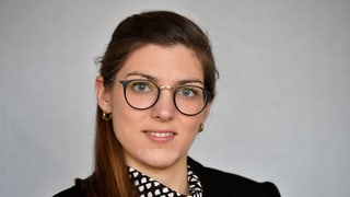 Franziska Ryser soll für die Grünen den Sitz holen
