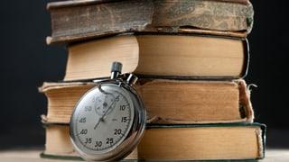 Wer schneller liest, hat mehr vom Leben