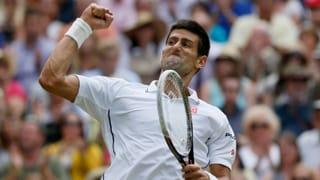 Djokovic triumphiert - Federer verpasst Historisches