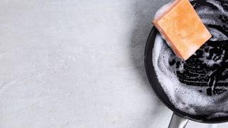 Achtung: Spülmaschinengeeignet ist nicht spülmaschinenfest