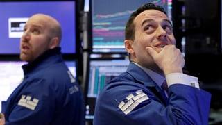 Wall Street erholt sich – SMI baut Verluste aus