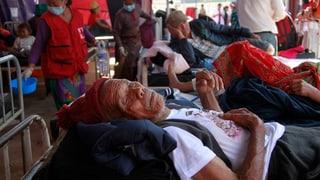 Nepal in Not: UNO fehlen Spenden