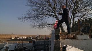 Sechs Monate nach «Sandy»: Wiederaufbau vielerorts unmöglich
