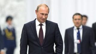 «Putin kann und wird seinen Kurs halten»