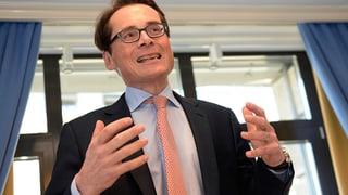 Roger Köppel will für die SVP in den Nationalrat