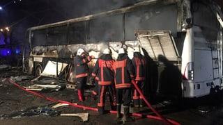 La gruppaziun curda TAK era responsabla per attentats ad Ankara