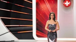 «SwissAward 2013 – Die Millionen-Gala» mit Susanne Wille