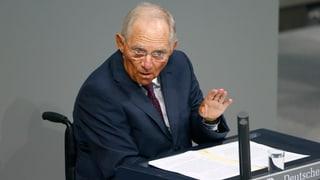 Bundestag stimmt drittem Hilfspaket für Griechenland zu