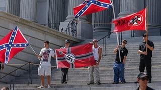 Der rechte Terror der weissen Nationalisten