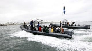 10 Fragen und Antworten zur Flüchtlingskrise in Libyen