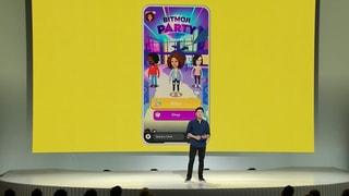 Snapchat will doch nur spielen