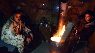Siria: La pausa da cumbat para da tegnair actualmain
