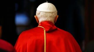 «Lost in transition», ein Papst tritt ab