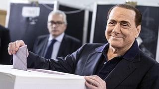 Italiener wählen zahlreiche neue Bürgermeister